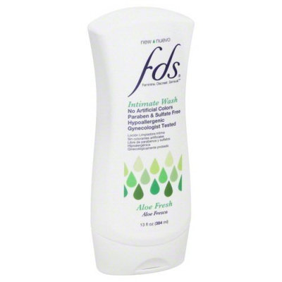 Fds Soothing Aloe Wash