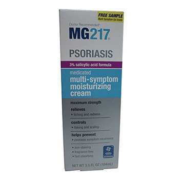 MG 217 Medicated Salicylic Acid Formula Multi-Symptom Cream