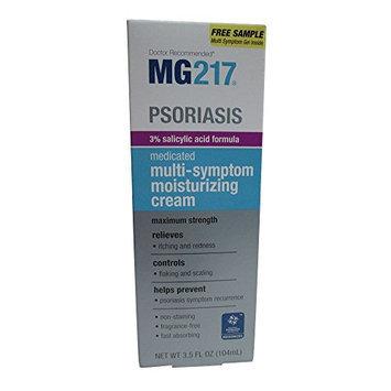 MG 217 Medicated Salicylic Acid Formula Multi-Symptom Cream
