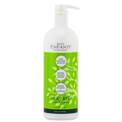 Bioken Enfanti Tea Tree Conditioner for all hair types - 32 oz