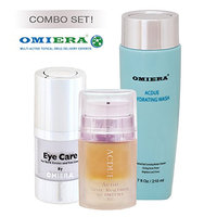 Dark Circle Eye Cream Illumizone (0.5 Fl. oz.) + Acne Scars Treatment