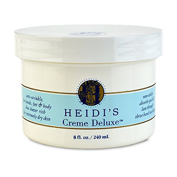 HEIDI'S Creme Deluxe Anti Wrinkle Hand Treatment Creme