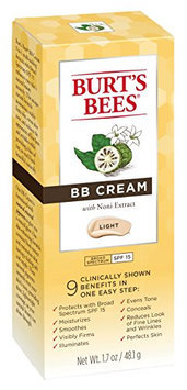 Burt's Bees Cream with SPF 15