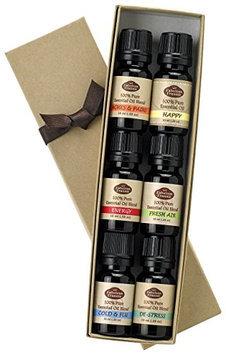 Fabulous Frannie Blend Sampler Gift Set Pure Essential Oil Blends