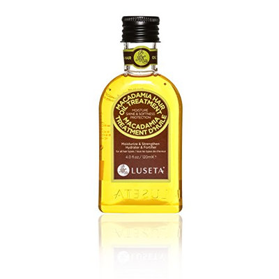Luseta Beauty Macadamia Hair Oil Treatment