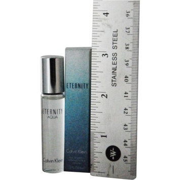 Eternity Aqua by Calvin Klein for Men - 6 ml EDP Rollerball (Mini)