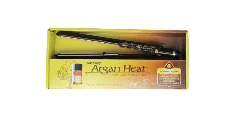 Babyliss Pro One N Only Argan Heat Ceramic Straightening