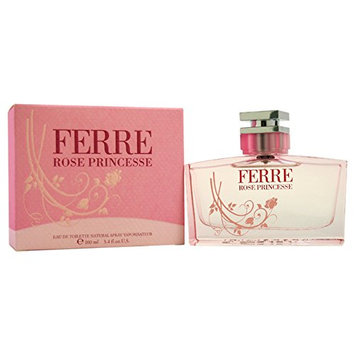 Gianfranco Ferre Rose Princesse Eau De Toilette Spray for Women