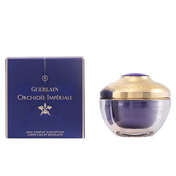 Guerlain Orchidee Imperiale Exceptional Complete Care Neck and Decollete Cream for Unisex