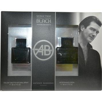 Antonio Banderas Seduction in Black 2 Piece Gift Set