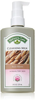 Nature's Gate Rice Bran Cleansing Milk for Normal/Dry Skin