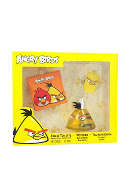 Air-Val International Angry Birds Yellow Gift Set