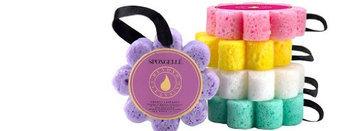 Spongelle Wild Flower 14+ Uses Bath Mitts and Cloths
