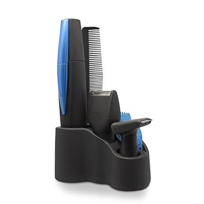 Sharper Image Si 3-in-1 Grooming Set for Men