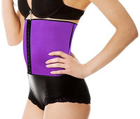 3 Hooks Closure Waist Trainer Body Curves Cincher