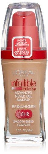 L'oreal Infallible Advanced Never Fail Makeup