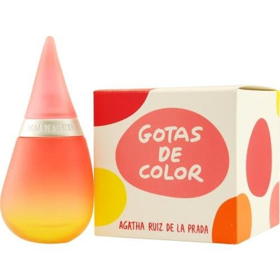 Agatha Ruiz De la Prada Gotas de Color Eau de Toilette Spray for Women