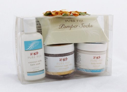 Pure Fiji Pedicure Box