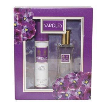 Yardley Of London April Violets 2 Piece Gift Set for Women