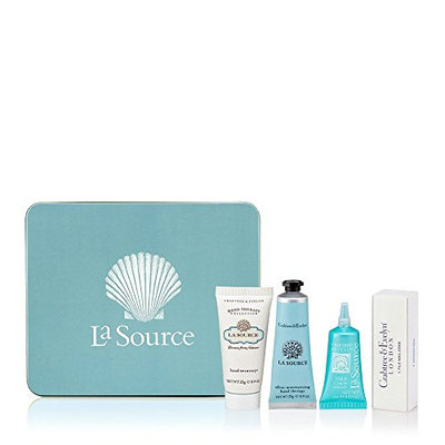 Crabtree & Evelyn La Source Hand Care Tin Gift