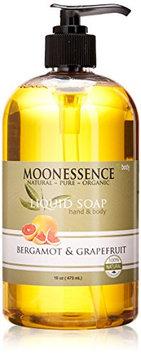 Moonessence Bergamot and Bath and Body Liquid Soap