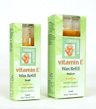 C+E Vitamin E Wax Refills