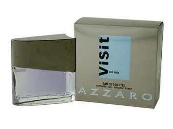 Azzaro Visit By Azzaro For Men. Eau De Toilette Spray 1.7 Ounces
