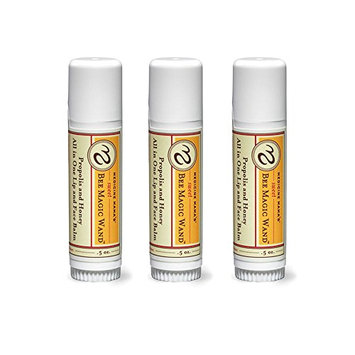 Medicine Mama's Apothecary Sweet Bee Magic Wand All in One Lip and Face Balm