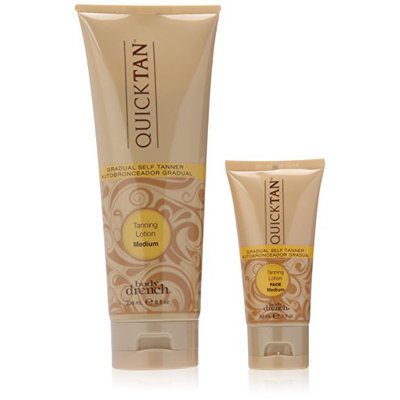 Body Drench Quick Tan Bronze Sunless Tanning Kit