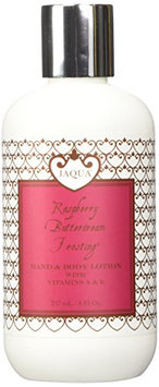 Jaqua Raspberry Buttercream Frosting Hand & Body Lotion