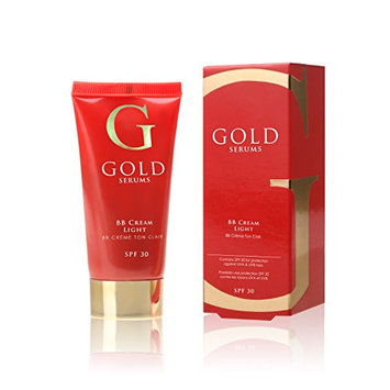 Gold Serums SPF 30 Light BB Cream