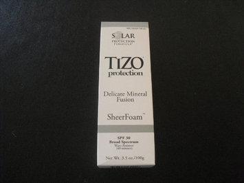 TIZO Age Defying Fusion Sheer Foam SPF 30 Sunscreen Non-Tinted