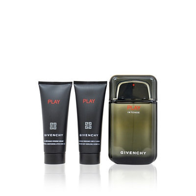 Givenchy Play Intense 3 Piece Gift Set for Men