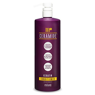M72 Ceramide Keratin Conditioner 32oz