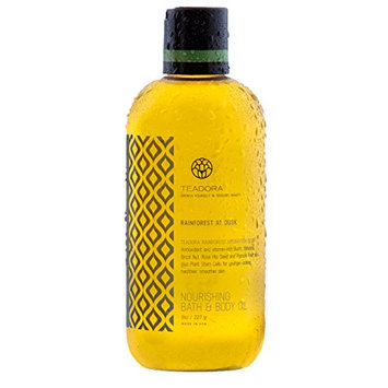 Teadora Nourishing Bath and Body Oil - Rainforest At Dusk