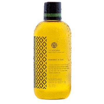 Teadora Nourishing Bath and Body Oil - Rainforest At Dusk