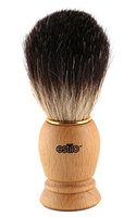 Estilo Pure Badger Hair Shaving Brush with Beech Wooden Handle
