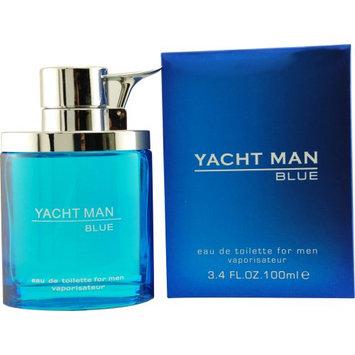 Yacht Man Blue By Puig Eau-de-toilette Spray