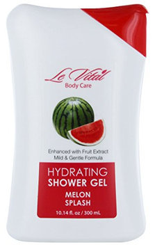 Le Vital Hydrating Melon Splash Shower Gel