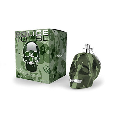 POLICE to be Camouflage Eau De Toilette Spray Colognes for Men
