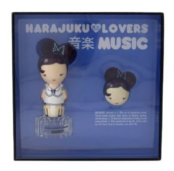 Gwen Stefani Harajuku Lovers Music Gift Set