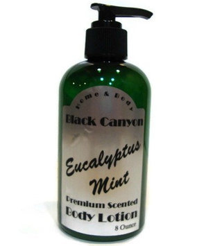 Black Canyon Home and Body Lotion