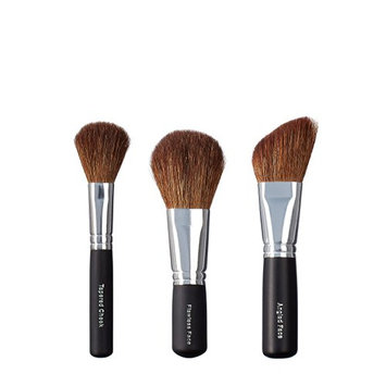 VEGAN LOVE Tapered Cheek Flawless Face Angled Face Brush Trio