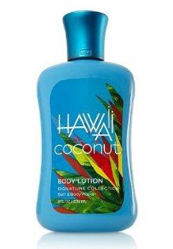 Bath & Body Works Hawaii Coconut Lotion