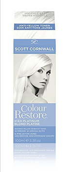 Scott Cornwall Colour Restore Iced Platinum Toner 3.3fl oz
