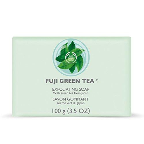 The Body Shop Fuji Exfoliating Soap