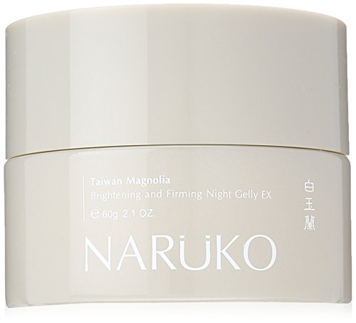 Naruko Taiwan Magnolia Brightening and Firming Night Jelly EX