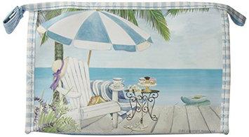 Harry D Koenig Beach Cosmetic Bag