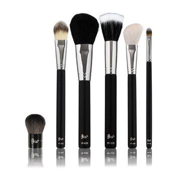 Petal Beauty 6 Brush Face Makeup Set-Large Powder