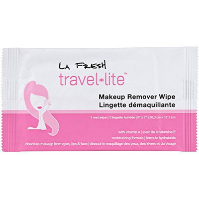 La Fresh Travel Lite Makeup Remover Wipes